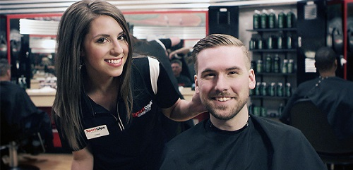 Sport Clips Haircuts of Biltmore Park Town Square ​ stylist hair cut